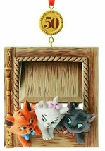 Disney Store 2020 THE ARISTOCATS 50th Anniversary Legacy Sketchbook New - $32.66