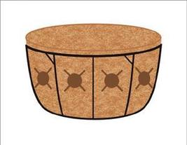 Pamela Crawford Single Tier Replacement Liners With Holes - $11.99+