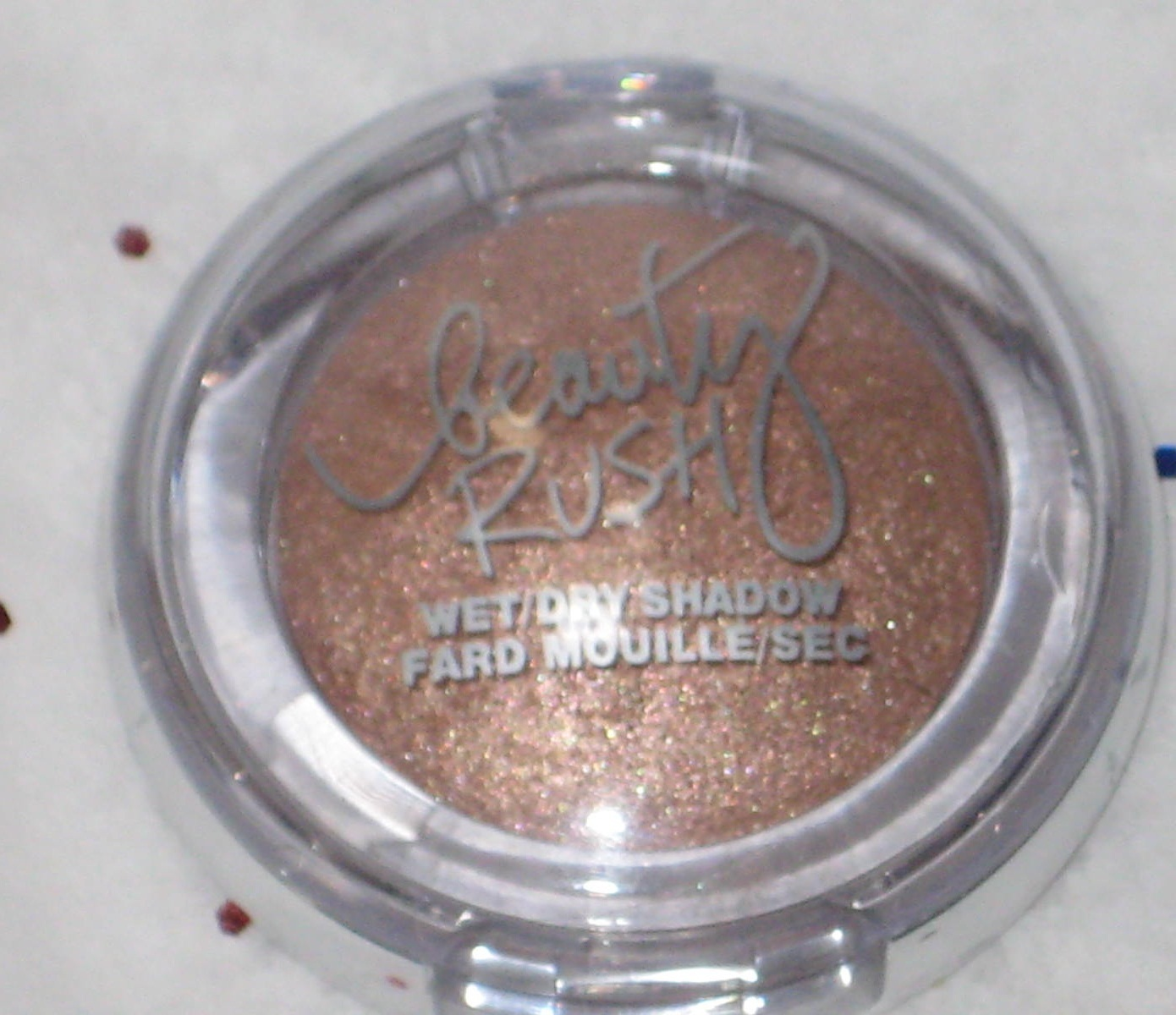 Primary image for Victoria's Secret Beauty Rush Wet/Dry Shadow in Hot Ginger