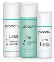 Proactiv Solution 3-Step Acne Treatment System - 30 Day Starter Pack Bea... - $48.38