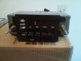 Vintage Motorola AM FM Stereo Car Radio Motorola model no 5f6dmx8 - $93.14