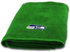 "Seattle Seahawks bath towel Dimensions:are 25"" x 50"" - $17.95"