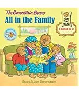 The Berenstain Bears: All in the Family - Stan Berenstain - Hardcover - ... - $3.00