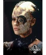 Star Trek Voyager Seven of Nine Borg Image Refrigerator Magnet, NEW UNUSED - $4.99