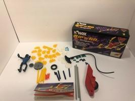 Vintage 1997 K'NEX Building Toys Rip'n'Go Dragsters - $9.89
