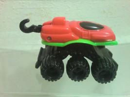 Hot Wheels Mcdonalds 1993 Attack Pack Taran Chewa Vehicle Toy - $5.93