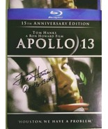 Fred Haise Autographed 15th Anniversary Edition Apollo 13 Blu Ray - $170.00 CAD