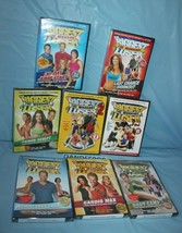 8 The Biggest Loser Fitness Workout Exercise DVD Movies - $84.14
