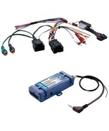 PAC RP4-GM31 All-in-One Radio Replacement & Steering Wheel Control Inter... - $126.36
