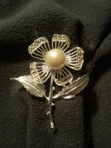 """Beautiful Vintage Sarah Coventry Large Brooch Pin """"Nocturne""""  1960's - $15.00"""