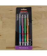 rOtring VisuClick Mechanical Pencil, 0.7 mm, Assorted Barrels, 4-Count - $7.91