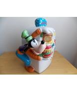 Disney Goofy Talking Fridge Cookie Jar  - $125.00