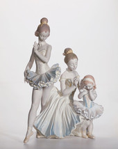 Lladro  1893 LOVE FOR BALLET 01011893 Limited Edition New in original box - $8,770.73