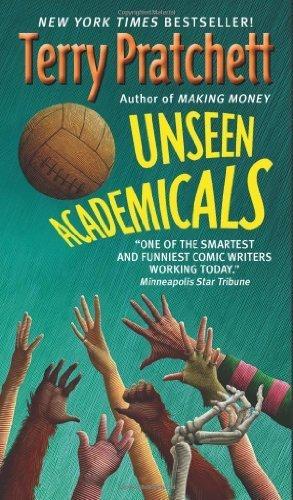Unseen Academicals (Discworld) [Mass Market Paperback] Pratchett, Terry