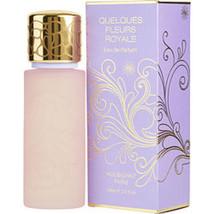 QUELQUES FLEURS ROYALE by Houbigant - Type: Fragrances - $96.79