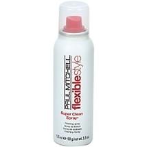 Paul Mitchell Flexible Style Super Clean Spray 3.5 oz - $17.98
