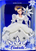 1996 Mattel - Walt Disney's Cinderella Holiday Princess Doll 1st in Seri... - $39.99