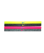 NEW Nike Girl`s Assorted All Sports Headbands 4 Pack Multi-Color #25 - $20.00