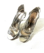 Chinese Laundry Womens High Heels Silver 8.5 - $34.64