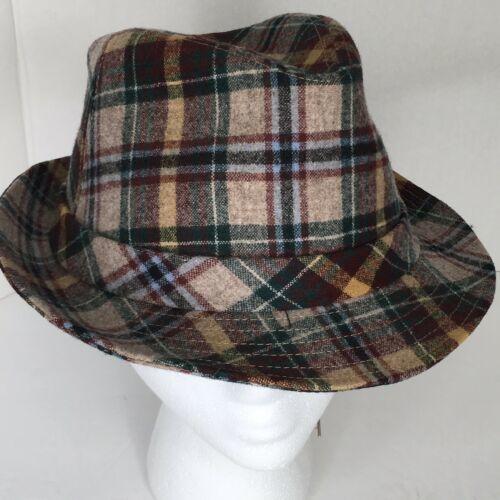 ed062d3b9ece52 Vintage Pendleton Wool Fedora Hat Brown, and 16 similar items. 12