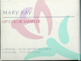 Mary Kay Lip Color Sampler - Warm - #5501 - New Old Stock - $19.79