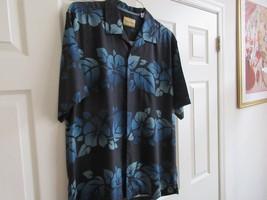 Tommy Bahama , Size L/G, Men's Short Sleeve Shirt , 100% Silk - $29.95