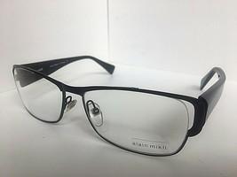 New ALAIN MIKLI AL0869 AL 0869 0001 59mm Large Rectangular Eyeglasses Frame  - $249.99