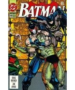 "Batman #489 ""Bane & Killer Croc Appearance"" [Comic] [Jan 01, 1993] Doug ... - $9.95"
