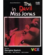 The Devil in Miss Jones (1973) - Harry Reems  Georgina Spelvin  ALL REGI... - $19.90