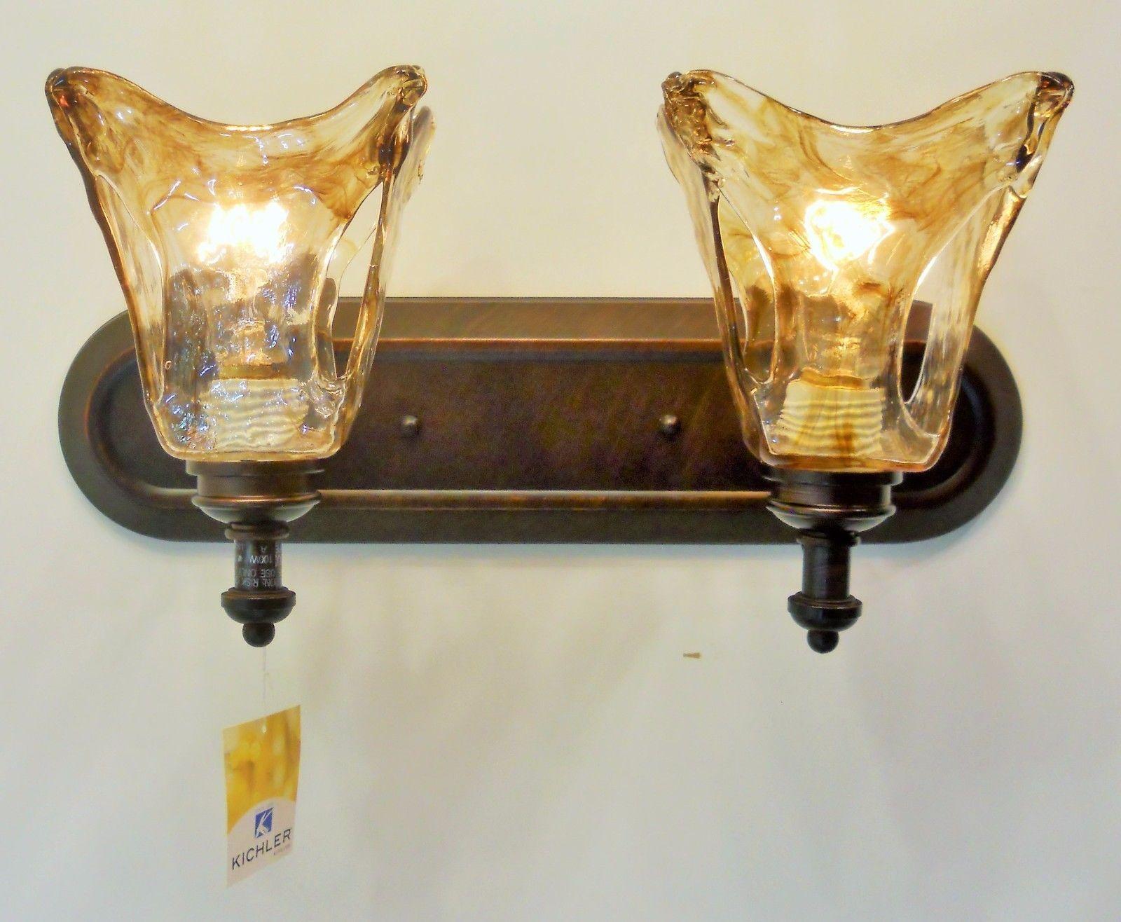 Olde Auburn Finish Bathroom Vanity Light and 50 similar items
