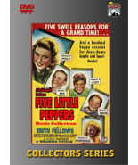 Five Little Peppers Movies - $24.73