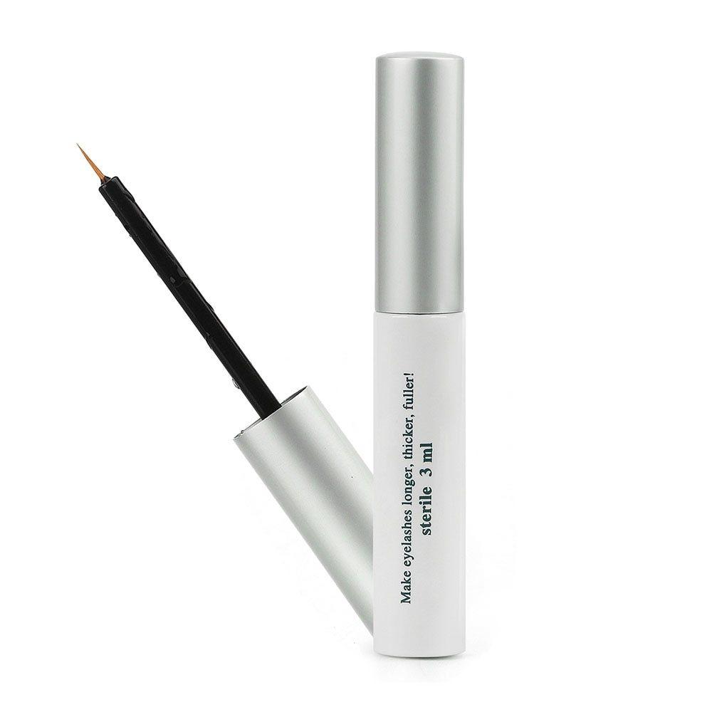Eyelash Growth Serum Eyelash Longer Thicker Liquid ...