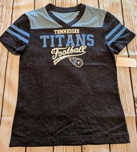 LZ NFL Youth Medium Tennessee Titans Short Sleeve T-Shirt Tee T Shirt NE... - $9.49