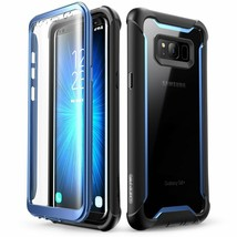 Samsung Galaxy S8+ Plus Case Full-Body Rugged Clear Cover Screen Protect... - $25.74