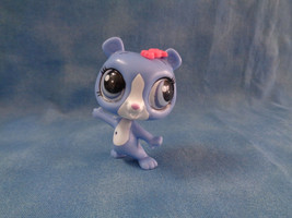 Littlest Pet Shop Pawsabilities Tundra Marchand Blue & White Pet #3755 - $1.95