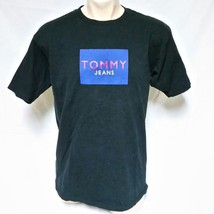 VTG 90s Tommy Hilfiger T Shirt Jeans Flag Tee Spell Out Ski Lotus Sailin... - $59.99
