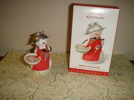 Hallmark 2015 Merry Is Making Limited Edition Ornament - $11.99
