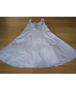 Girls Size 6 Bonnie JeanLilac Purple Easter Dress Floral Embroidery Over... - $24.00