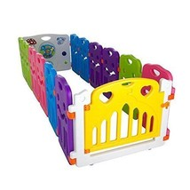 Baby Playpen Plastic Den Barrier Toddlers Activ... - $175.63