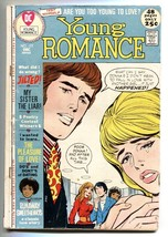 YOUNG ROMANCE #177 1971 Page Peterson -comic book DC - $37.83