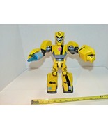 "Transformers Rescue Cyber Power Bots Bumblebee 11"" Figure Hasbro Boys to... - $29.70"