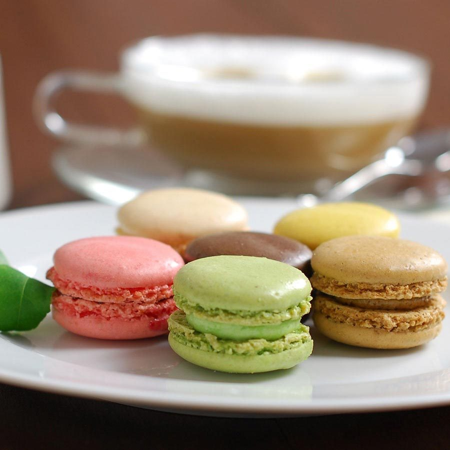 French Almond Macaroons - 96 pc box - $104.37