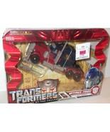 TRANSFORMERS Revenge of the Fallen RECON OPTIMUS PRIME ROTF Hasbro 2009 ... - $42.99