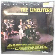 Clásico The Limeliters Live IN Concert Vol. II Record Disco LP Vinilo - $30.26