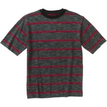 Faded Glory Boys Short Sleeve Crew Neck T Shirt Red Soot Size X-SMALL 4-5 - $8.90
