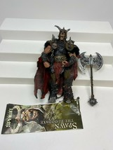 """Spawn the Bloodaxe Viking Age Dark Ages 8"""" Action Figure McFarlane Toys ... - $31.18"""