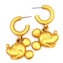 Mickey Mouse Articulated Earrings With Disney Style and Details - $25.00