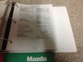 2001 Mazda 626 Service Reparatur Shop Manuell Set W Transaxle Bücher Ewd + Body image 6