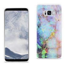Reiko Samsung Galaxy S8 EDGE/ S8 Plus Opal Iphone Cover In Mix Color - $8.86