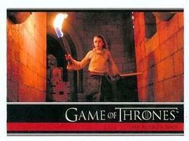 Game of Thrones trading card #22 2012 Araya Stark - $4.00
